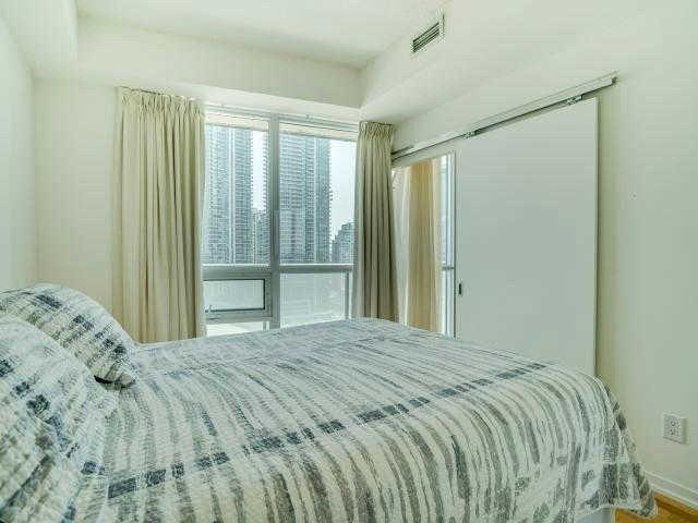 Condo Apartment at 65 Bremner Blvd, Unit 1309, Toronto, Ontario. Image 2