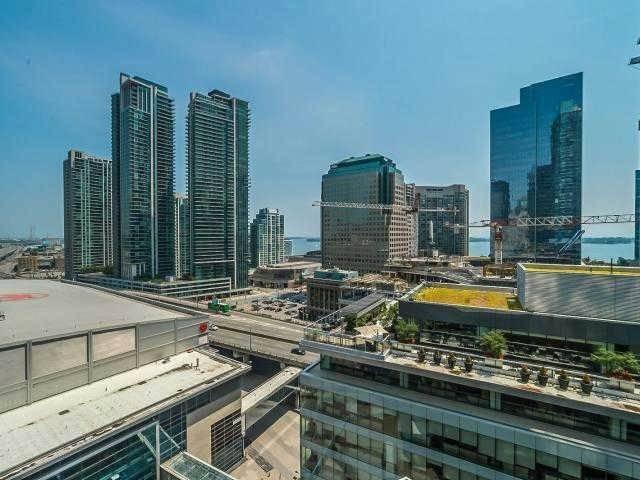 Condo Apartment at 65 Bremner Blvd, Unit 1309, Toronto, Ontario. Image 4