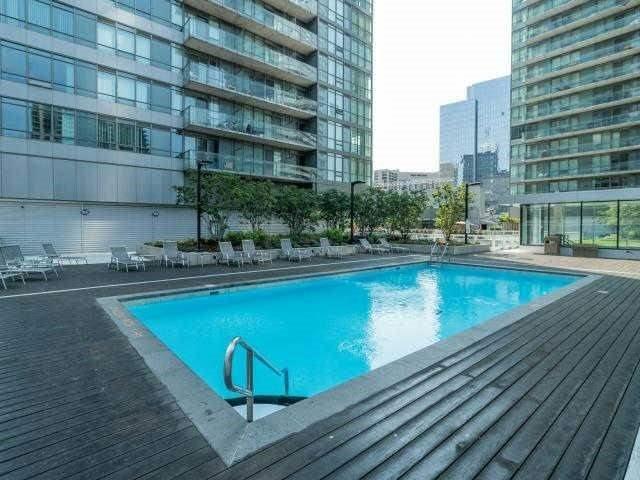 Condo Apartment at 65 Bremner Blvd, Unit 1309, Toronto, Ontario. Image 8