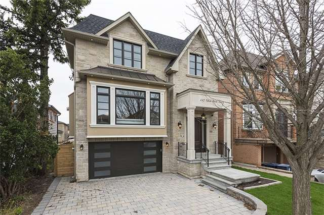 Detached at 117 Glen Park Ave, Toronto, Ontario. Image 1