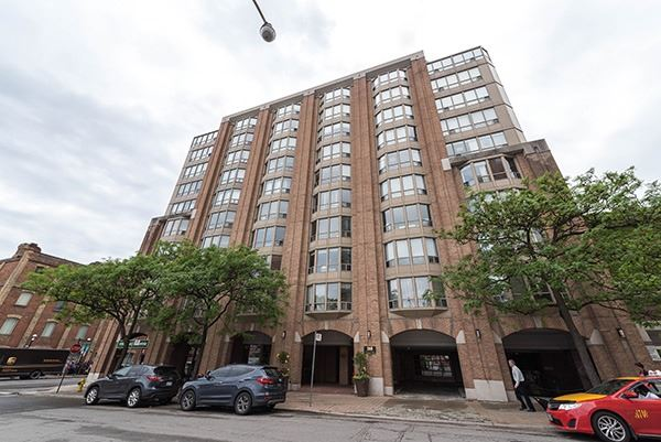 Condo Apartment at 160 Frederick St, Unit 605, Toronto, Ontario. Image 1