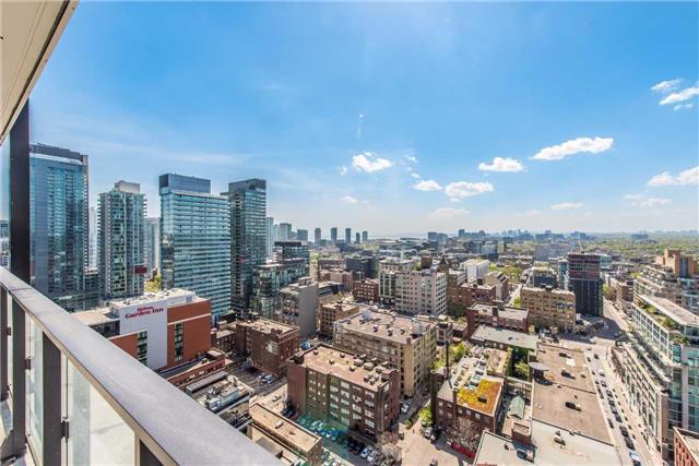 Condo Apartment at 125 Peter St, Unit 2301, Toronto, Ontario. Image 2