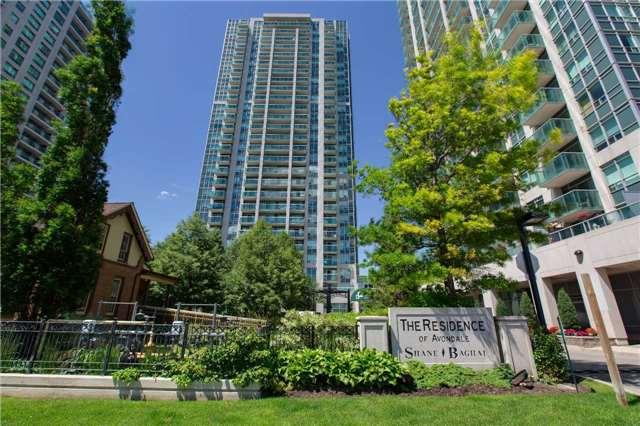 Condo Apartment at 16 Harrison Garden Blvd, Unit 201, Toronto, Ontario. Image 1