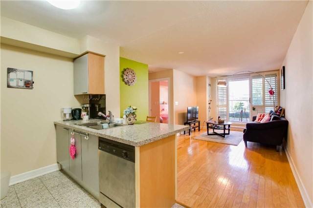 Condo Apartment at 16 Harrison Garden Blvd, Unit 201, Toronto, Ontario. Image 14