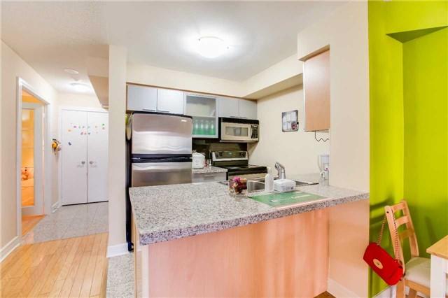 Condo Apartment at 16 Harrison Garden Blvd, Unit 201, Toronto, Ontario. Image 16