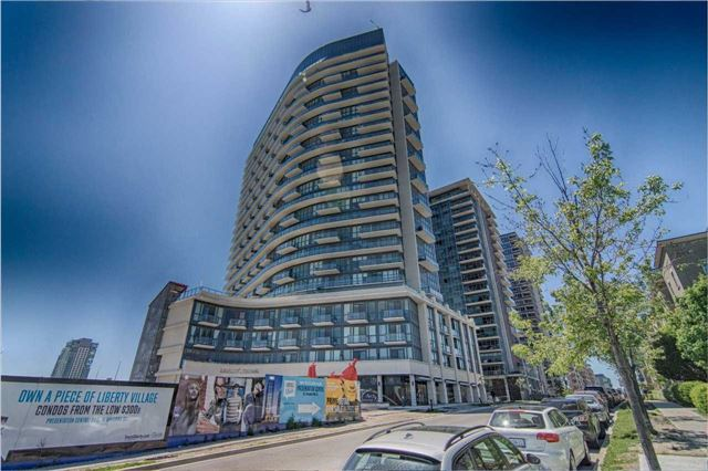 Condo Apartment at 51 East Liberty St, Unit 2110, Toronto, Ontario. Image 1
