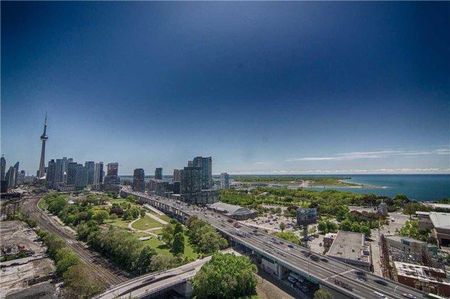 Condo Apartment at 51 East Liberty St, Unit 2110, Toronto, Ontario. Image 10