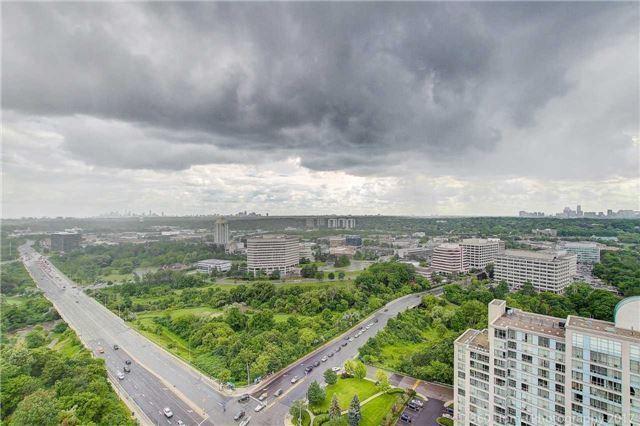 Condo Apartment at 18 Graydon Hall Dr, Unit 2401, Toronto, Ontario. Image 20