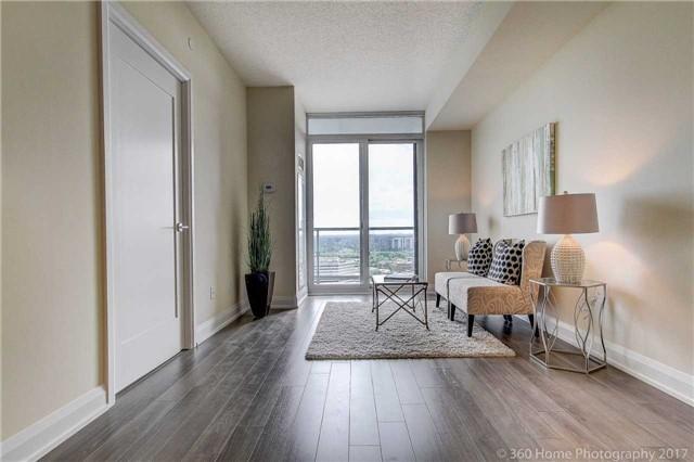 Condo Apartment at 18 Graydon Hall Dr, Unit 2401, Toronto, Ontario. Image 2