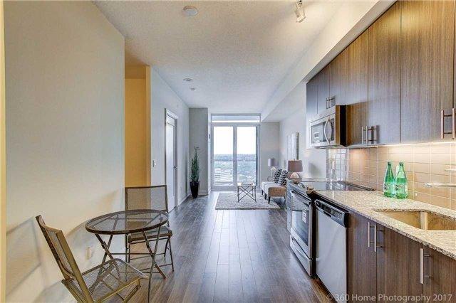 Condo Apartment at 18 Graydon Hall Dr, Unit 2401, Toronto, Ontario. Image 4