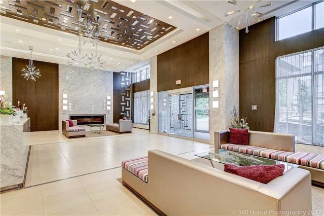 Condo Apartment at 18 Graydon Hall Dr, Unit 2401, Toronto, Ontario. Image 13