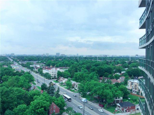 Condo Apartment at 509 Beecroft Rd, Unit 1806, Toronto, Ontario. Image 10