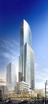 Condo Apartment at 386 Yonge St, Unit 4613, Toronto, Ontario. Image 12
