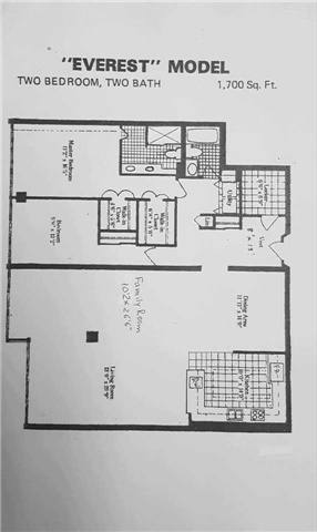 Condo Apartment at 1555 Finch Ave E, Unit 1805, Toronto, Ontario. Image 11