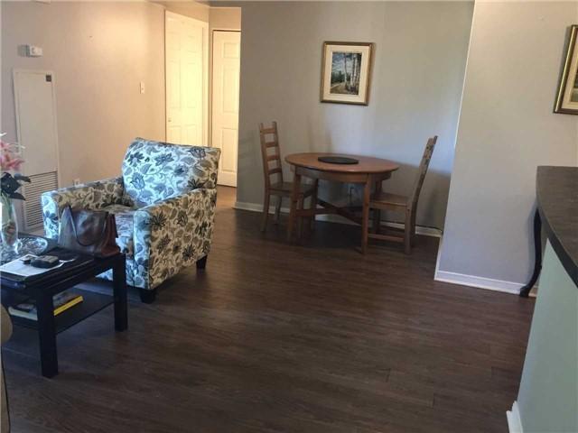 Condo Apartment at 23 Lorraine Dr, Unit 615, Toronto, Ontario. Image 2