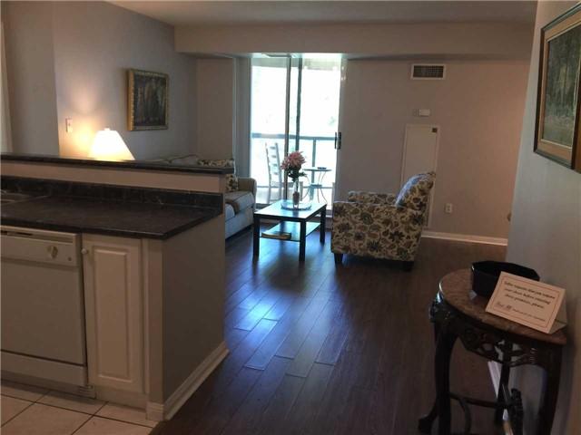 Condo Apartment at 23 Lorraine Dr, Unit 615, Toronto, Ontario. Image 3