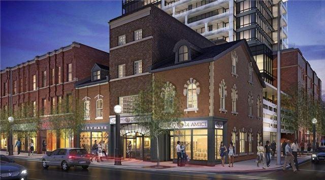 Condo Apartment at 5 St. Joseph St, Unit 1608, Toronto, Ontario. Image 1