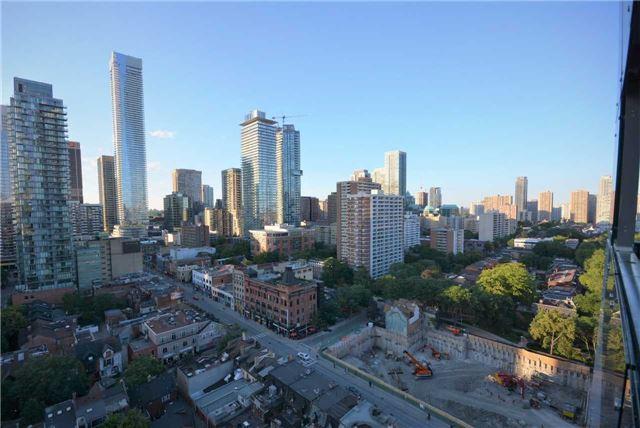 Condo Apartment at 5 St. Joseph St, Unit 1608, Toronto, Ontario. Image 10