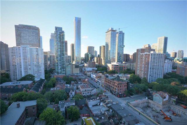 Condo Apartment at 5 St. Joseph St, Unit 1608, Toronto, Ontario. Image 11