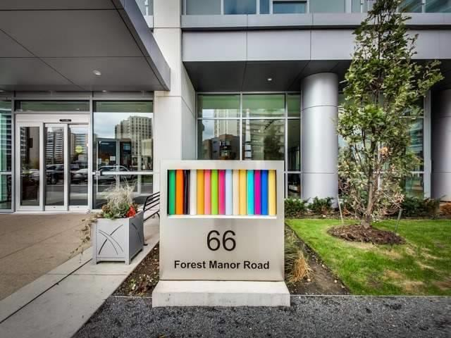 Condo Apartment at 66 Forest Manor Rd, Unit 1108, Toronto, Ontario. Image 10