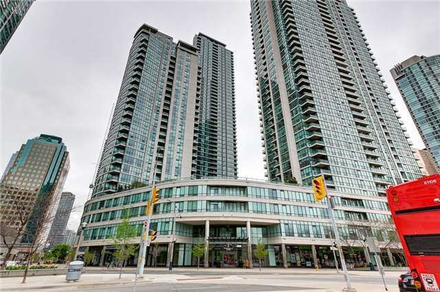 Condo Apartment at 12 Yonge St, Unit 2201, Toronto, Ontario. Image 1