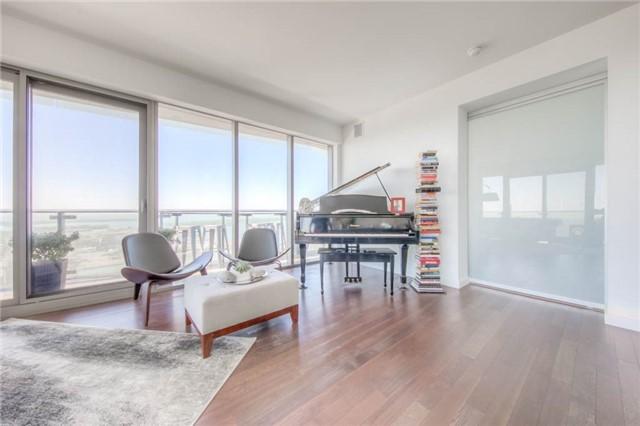 Condo Apartment at 390 Cherry St, Unit 3306, Toronto, Ontario. Image 14