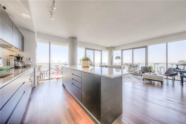 Condo Apartment at 390 Cherry St, Unit 3306, Toronto, Ontario. Image 18