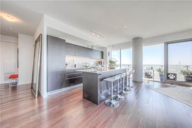Condo Apartment at 390 Cherry St, Unit 3306, Toronto, Ontario. Image 19