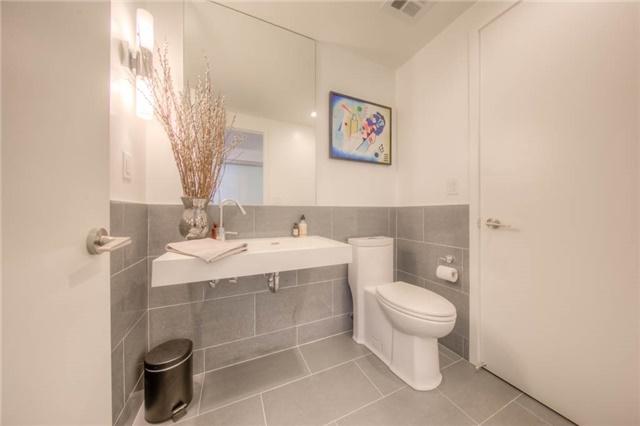 Condo Apartment at 390 Cherry St, Unit 3306, Toronto, Ontario. Image 6