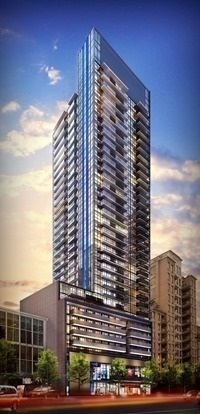 Condo Apartment at 161 Eglinton Ave E, Unit 1810, Toronto, Ontario. Image 1