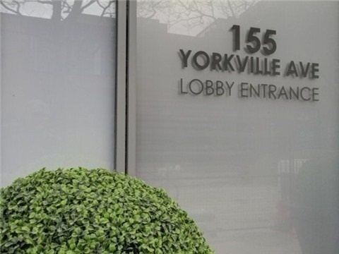 Condo Apartment at 155 Yorkville Ave, Unit 2518, Toronto, Ontario. Image 1