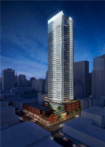 Condo Apartment at 5 St Joseph St, Unit 214, Toronto, Ontario. Image 1