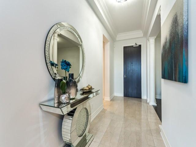 Condo Apartment at 21 Burkebrook Pl, Unit 408, Toronto, Ontario. Image 14