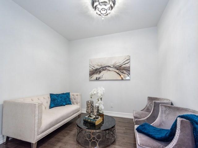 Condo Apartment at 21 Burkebrook Pl, Unit 408, Toronto, Ontario. Image 15