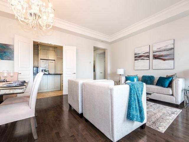 Condo Apartment at 21 Burkebrook Pl, Unit 408, Toronto, Ontario. Image 18