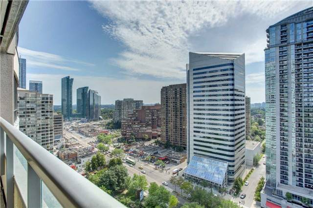 Condo Apartment at 23 Hollywood Ave, Unit 2502, Toronto, Ontario. Image 18