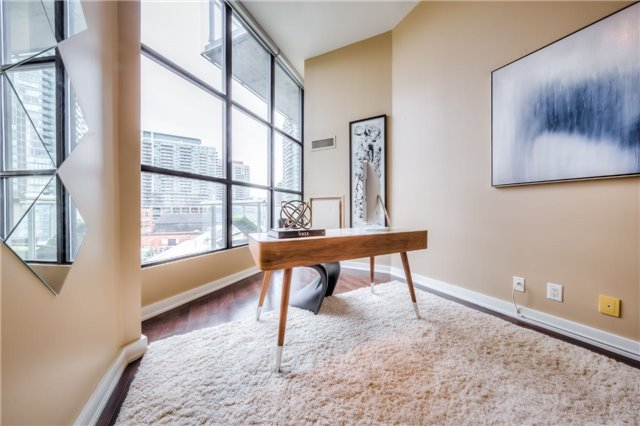 Condo Apartment at 43 Hanna Ave, Unit 511, Toronto, Ontario. Image 8