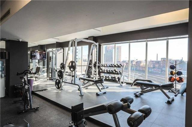 Condo Apartment at 20 Gladstone Ave, Unit 503, Toronto, Ontario. Image 4