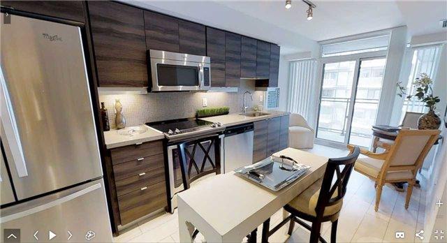 Condo Apartment at 525 Adelaide St W, Unit 1635, Toronto, Ontario. Image 4