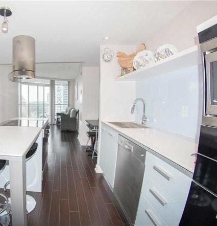 Condo Apartment at 38 Dan Leckie Way, Unit 1601, Toronto, Ontario. Image 4