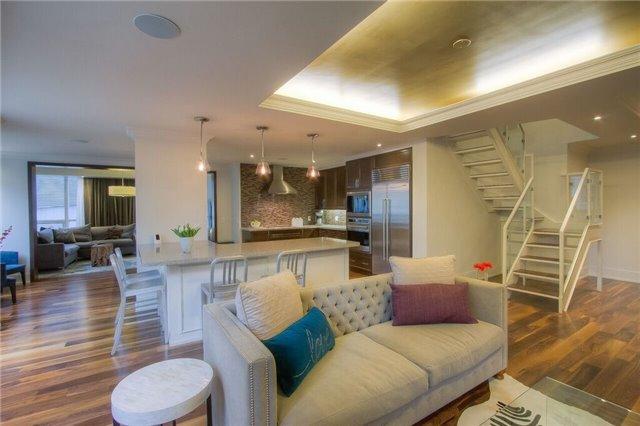 Condo Apartment at 1 Scott St, Unit 403, Toronto, Ontario. Image 2