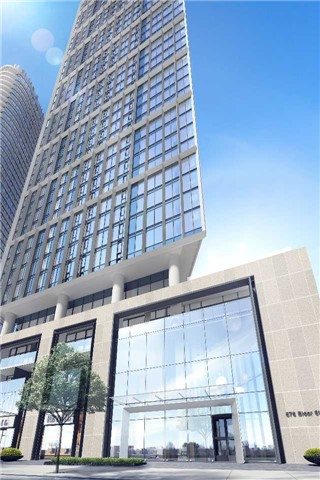 Condo Apartment at 575 Bloor St E, Unit 502, Toronto, Ontario. Image 1