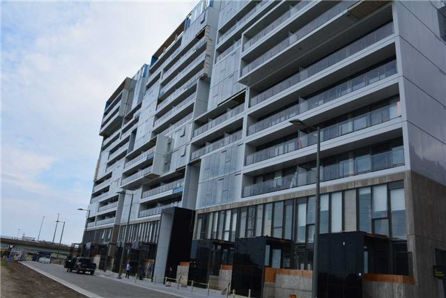 Condo Apartment at 32 Trolley Cres, Unit 1202, Toronto, Ontario. Image 1