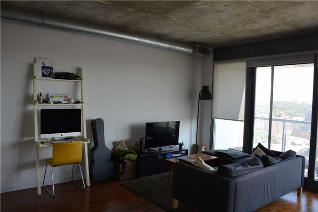 Condo Apartment at 32 Trolley Cres, Unit 1202, Toronto, Ontario. Image 8