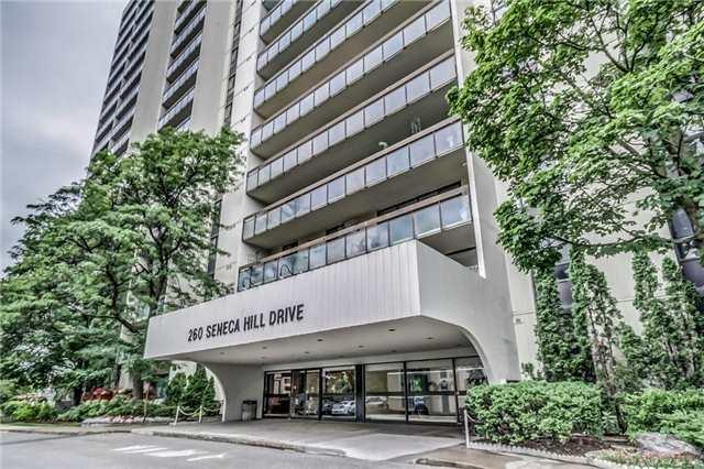 Condo Apartment at 260 Seneca Hill Dr, Unit 912, Toronto, Ontario. Image 1