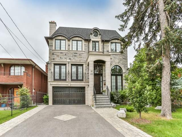 Detached at 601 Glengrove Ave, Toronto, Ontario. Image 1