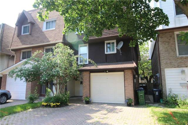 Semi-detached at 38 Clematis Rd, Toronto, Ontario. Image 1