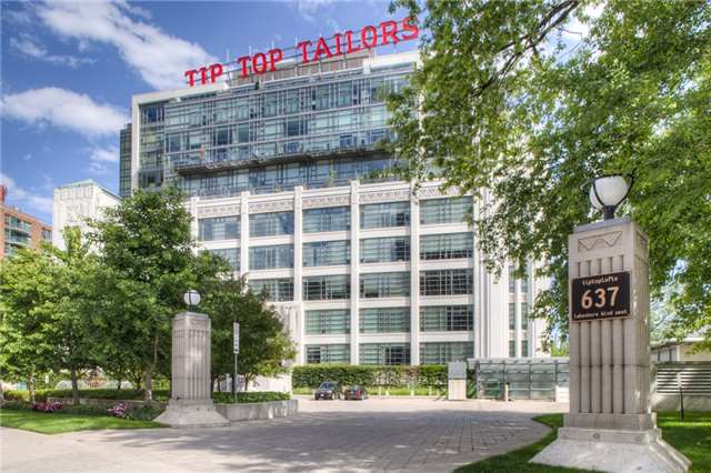Condo With Common Elements at 637 Lake Shore Blvd, Unit 633, Toronto, Ontario. Image 3