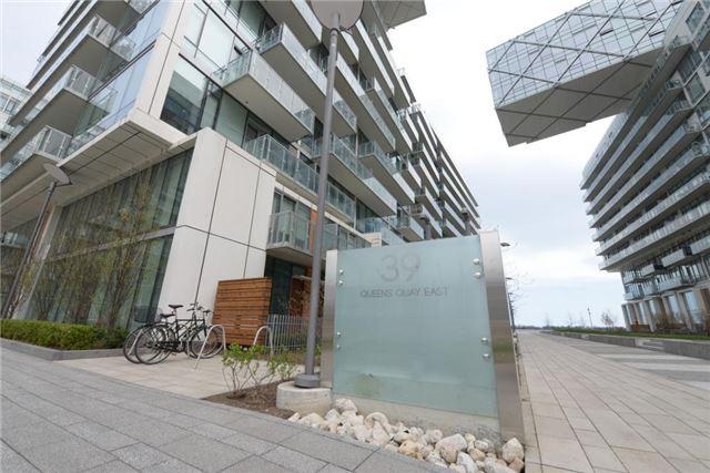 Condo Apartment at 39 Queens Quay E, Unit 620, Toronto, Ontario. Image 1