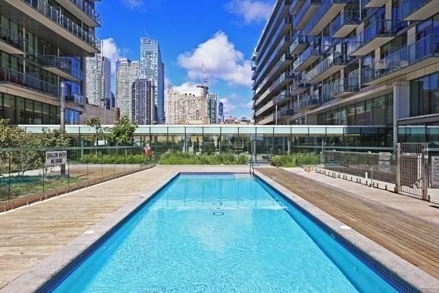 Condo Apartment at 39 Queens Quay E, Unit 620, Toronto, Ontario. Image 4